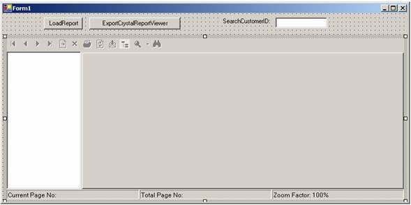 C#/VB.NET(WindowsForms): CrystalReports (параметрический  запрос, экспорт), шаг за шагом.</A>