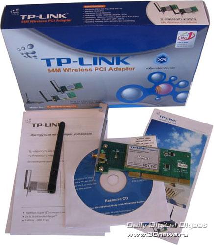 TP-Link TL-WN551G